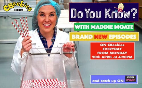 Cbeebies – Do You Know