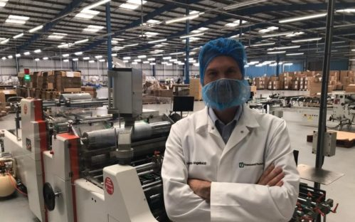 Transcend Pulls in The Paper with combined £10 million Eco Packaging Investment